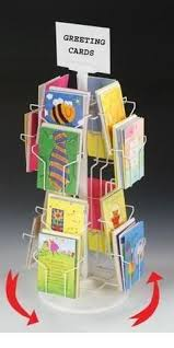Card Display Stands Uk 100 Cardboard Greeting Card Display Stand Amazoncouk £100100 90