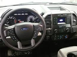 2018 ford xlt interior. unique ford whiteoxford white 2018 ford f150 xlt xtr 301a main interior photo in ford xlt interior