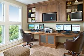 home office built in ideas. Amazing Built In Office Ideas Home Edeprem M