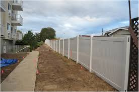 step 2 decide on the type of fencing you would prefer along with the color and the style
