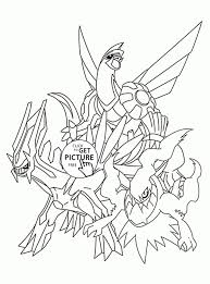 Coloring Pages Coloring Pages Pokemon Legendary Drawing Only