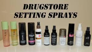 best worst setting sprays
