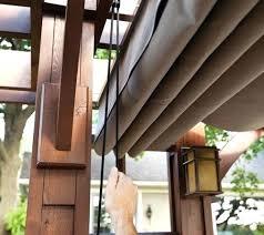 retractable pergola canopy. Retractable Pergola Canopy Kit Canada