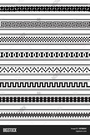 Border Patterns Impressive Vector Illustration Vector Photo Free Trial Bigstock