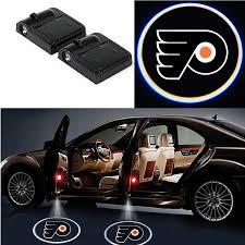 Car Flyers 24 Wireless LED Laser Philadelphia Flyers Car Door Light MY SWIFTLY CAR 13