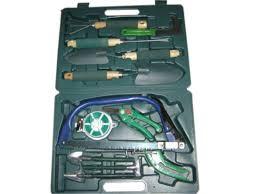 12pcs hand garden tool set china