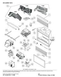 electric fireplace replacement parts fireplace superior parts pyromaster electric fireplace replacement parts