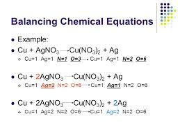 homework help balancing chemical equations using linear study com sample problems practice quizlet
