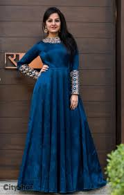 Designer Gowns For Indian Wedding An Elegant Evening Gown By Studio R By Ratnakar Evening