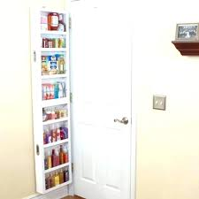 wall shelves with doors behind door storage mounted cubes white