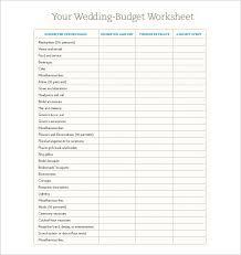 budget spreadsheet printable wedding budget sheet printable shop fresh