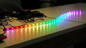 led strip lights battery powered b q