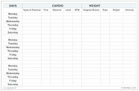 Free Blank Chart Templates – Lrnsprk