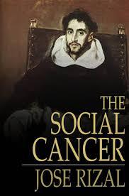 of dr jose rizal s alog novel noli the social cancer noli me tangere