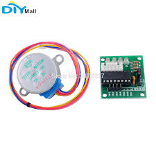 28byj 48 stepper motor 5v 4 phase uln2003 driver board for arduino uno r3 smart home lighting best smart home system from nori 39 74 dhgate