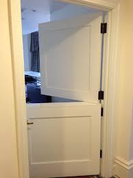 ... Interior Dutch door Photo - 5 ...