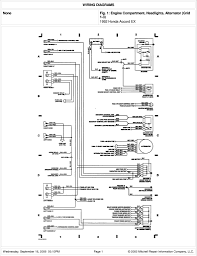 honda element wiring diagram wiring diagram schematics photo 2003 honda element wiring diagram images
