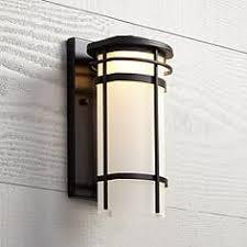 led outdoor wall lights. Possini Euro Clemson 13. 13\ Led Outdoor Wall Lights I