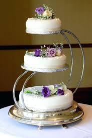 astonishing wedding cake stands 3 tier wedding cake stand in y bay fife luxury three tier