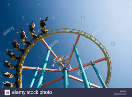 Dream Catcher Ride Bobbejaanland amusement park Dreamcatcher coaster ride excitement 33
