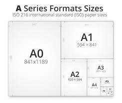 What Paper Sizes For Printing Paper Sizing Guide The