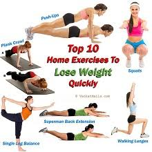 exercise program for weight loss