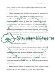reflection paper example essays u s history reflection paper essay example topics and