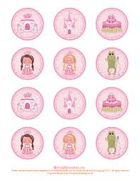 Free Clipart Little Girl Cupcake Collection