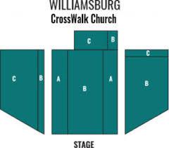 Crosswalk Church Williamsburg Virginia Symphony Orchestra