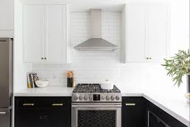 two toned kitchen by mcgee and co