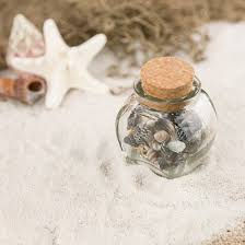 Glass Jar Table Decorations Mini 100100 Glass Jar Bottle Wedding Favor Container with Cork 56