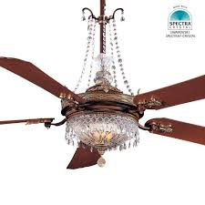 top 71 skoo crystal accent chandelier ceiling fan combo minka aire cristafano bcw with light kit