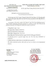 visa letter private vietnam visa on arrival private visa approval letter