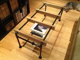 Industrial Pipe Coffee Table Images Of Pipe Coffee Table Elegy