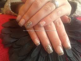 Eye Candy Nails & Training - Gel overlays with gelish gel polish ...
