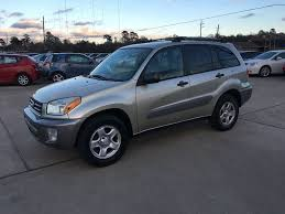 2003 Used Toyota RAV4 at Car Guys Serving Houston, TX, IID 15181738
