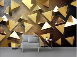 non woven 3d modern wallpaper for home