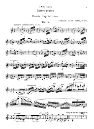 The right track can be barely noticeable but will still affect the audience in subtle ways. Introduction Et Rondo Capriccioso Op 28 Saint Saens Camille Imslp Petrucci Music Library Free Public Domain Sheet Violin Sheet Music Violin Music Violin