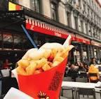 belgium frites french fries