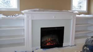 wonderful build shelves into fireplace bookshelves around fireplace built built in shelves fireplace diy full