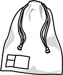 無料イラスト 学校 素材給食袋36380 素材good