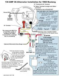 new g alternator and wiring harness problem ford muscle forums see attached wiring diagram attached thumbnails click image for larger version image jpg views 1069 size 193 5