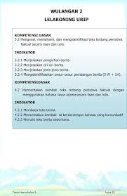 Kunci jawaban tantri basa jawa hal 33 kelas 4. Buku Siswa Kelas 5 Bahasa Jawa Tantri Basa 2016 Download Apk Free For Android Apktume Com