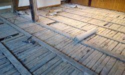 Sanieren sie ihren balkon oder ihre terrasse doch einfach selbst! Untergrund Fur Holzdielen Landhausdielen Fertigparkett Und Parkett