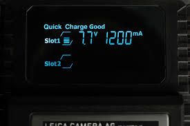 Nitecore Comparison Chart Its Here The Leica M10 Usb Dual Battery Charger By