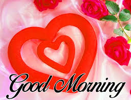 red heart good morning images hd good