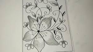 Batik bermotifkan bunga memang simpel semua orang yang baru mengambar saja dapat atau bisa menguasai. Gambar Batik Bunga Yang Sederhana Gambar Terbaru Hd