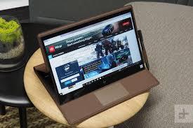 Micrsoft Table Hp Spectre Folio Vs Microsoft Surface Pro 6 Digital Trends