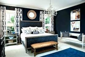 Navy blue bedroom colors Schemes Dark Blue Bedroom Navy Blue Wall Navy Bedroom Walls Bedroom Transitional Bedroom Navy Blue Wall Decor Dark Blue Bedroom Eliname Dark Blue Bedroom Blue Paint For Bedroom Walls Navy Blue Paint