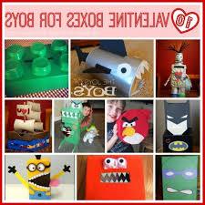 How To Decorate A Valentine Box Boy Valentine Box Decorating Ideas 1000 100valentinesdayboxcraft 31